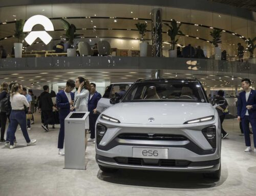 Top 5 Chinese Electric Cars 2021
