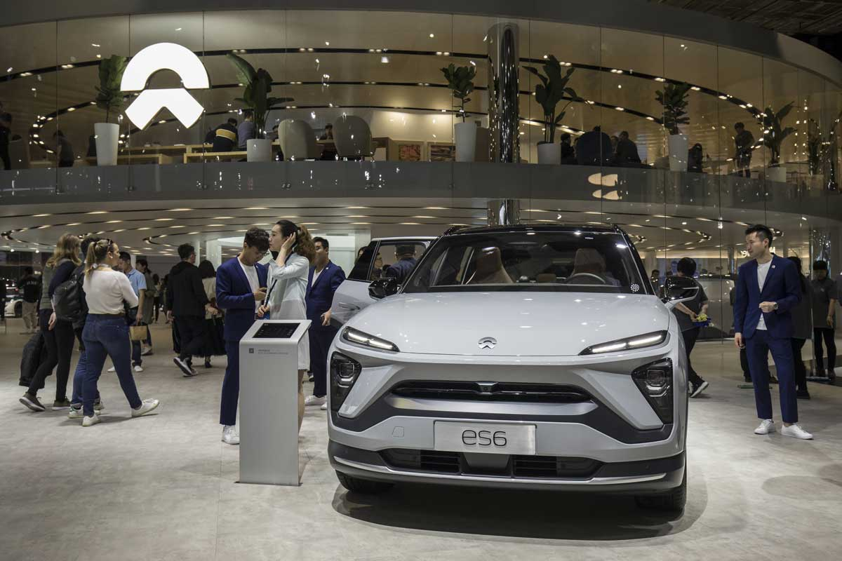 Chinese Electric Cars