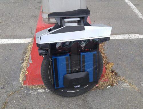Tesla Electric Unicycle: The Cyberwheel