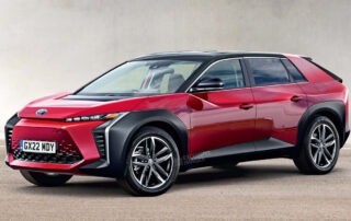 Toyota BZ electric car review