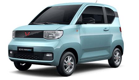 Wuling Hongguang Mini EV $4000