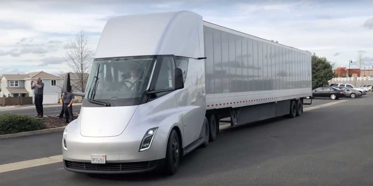 Tesla Semi Truck Review