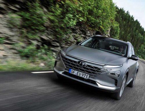 Longest Range Hydrogen Car: Hyundai Nexo
